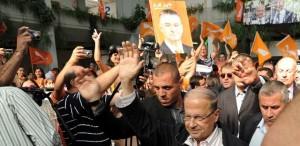Aoun a Zghorta-Marada