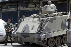 Lebanese Army Tripoli